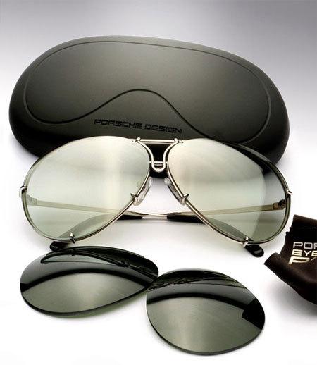 开极品跑车拉风必备 保时捷高级太阳眼镜