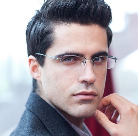 眼镜��.�yb�h�.�Y�j_不同年龄段的男士该怎样选择眼镜