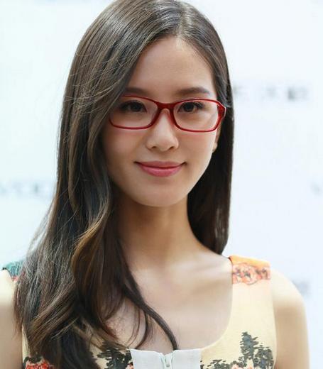 刘诗诗的框架眼镜盘点