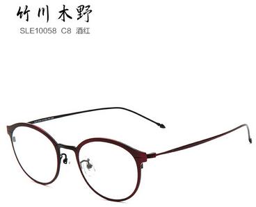 """2016流行的""""书呆子""""圆框眼镜"""