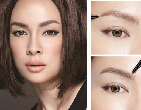 墨镜与脸型眉形搭配法则