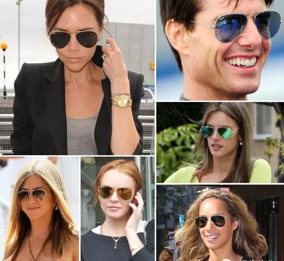 雷朋眼镜-6款明星品牌太阳镜值得入手