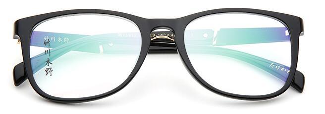 竹川木野_买眼镜框选什么款式好 以竹川木野为例