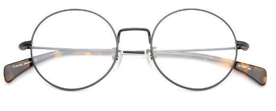 眼镜造型矢量图