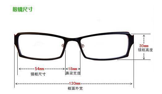 眼镜想换一个,但只换眼镜框,不换眼镜片,可以吗?