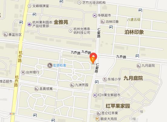 杭州九堡仁爱路店