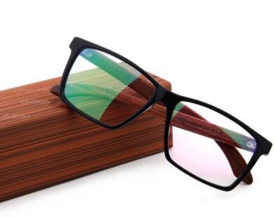 新品 佐川藤井手工板材木头 潮款男女同款 7432dc01黑色眼镜
