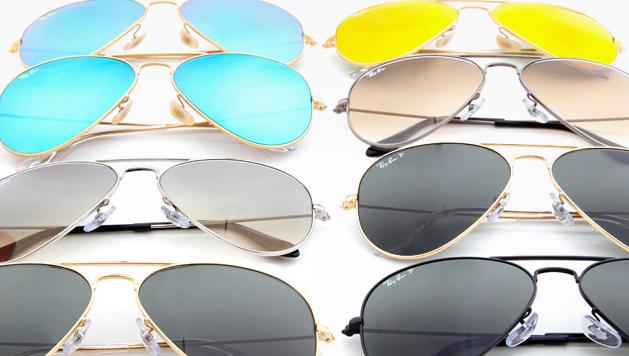 雷朋太阳镜一贯以出色的设计,简洁的款式和质优的风格,深受时尚爱好者