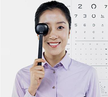 在线视力减查
