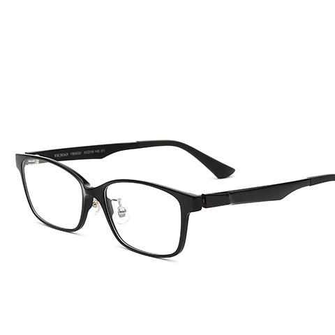 亿超   FB0020   男女通用   眼镜框   C1黑