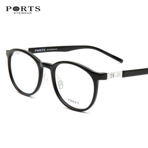 宝姿 POU13502 男女通用 眼镜框 黑BK