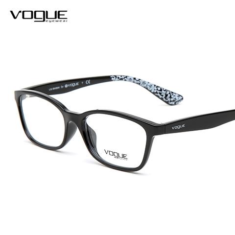 沃格 VO5024-D 女士 眼镜框 W44黑