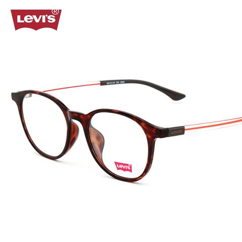 李维斯    LS03034   男女通用   眼镜框   C03玳瑁