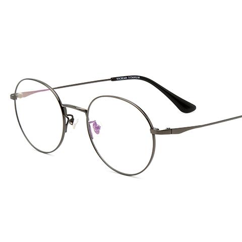 亿超 FB6135 男女通用 眼镜框 C03枪