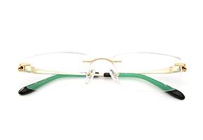亿超FG60079男士眼镜框