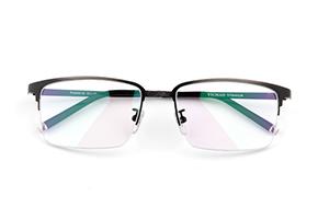 亿超FG80010男士眼镜框