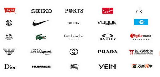 亿超眼镜合作品牌
