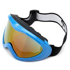 亿超 029滑雪镜 蓝色 运动眼镜 多功能眼镜 登山滑雪护目镜