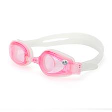 亿超 近视游泳镜 YC005粉红 带度数的游泳镜 防雾防水潜水镜