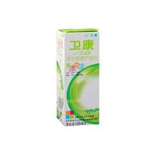 卫康清凉型隐形眼镜护理液125ML