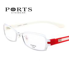 新款 宝姿超轻纯钛 商务男士 大码全框 PT1305SIL银色近视眼镜