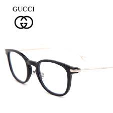 古驰GUCCI板材金属GG1073黑色CSA全框男士近视眼镜框架