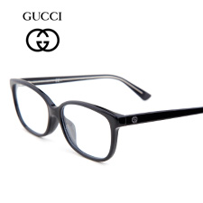 古驰GUCCI板材GG3734/F黑色Y6C全框男士近视眼镜框架