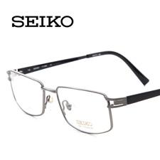 精工  T1006  男女通用  眼镜框  C91枪色