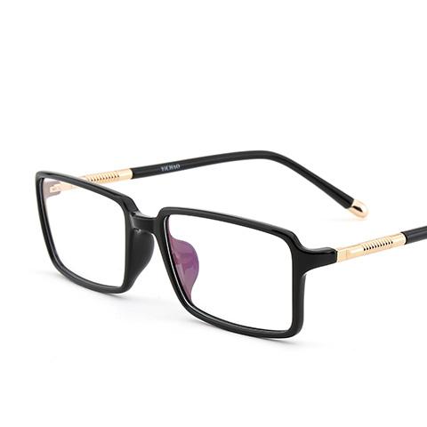 亿超   FB0031   男女通用   眼镜框   C01亮黑
