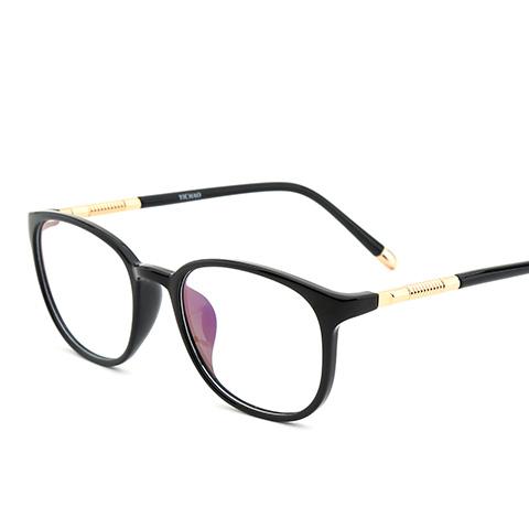 亿超   FB0033   男女通用   眼镜框   C01亮黑