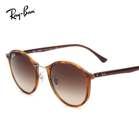 雷朋 RB4242 男女通用 眼镜框 6201/13棕