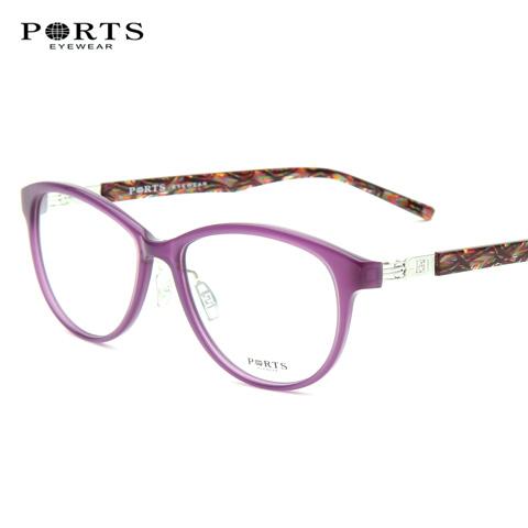 宝姿 POF13501 女士 眼镜框 紫PP