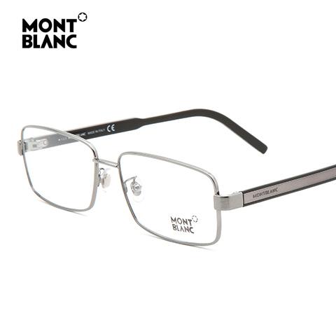 万宝龙 MB622-F 男士 眼镜框 008枪