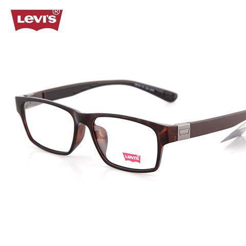李维斯    LS03009   男女通用   眼镜框   C05玳瑁
