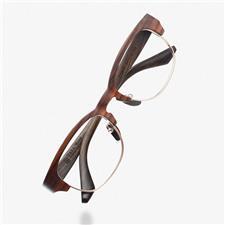 MODELE男女通用眼镜框12292  ZT紫檀