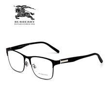 博柏利合金+板材B1312-D 1007黑 眼镜