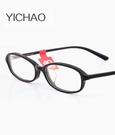 亿超FB5027板材C8黑色 女士潮款 休闲全框 薄片板材系列 眼镜