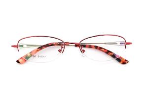 亿超1106女士眼镜框