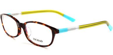 高度近视眼镜框_高度近视戴什么的框架眼镜才好?_亿超眼镜网
