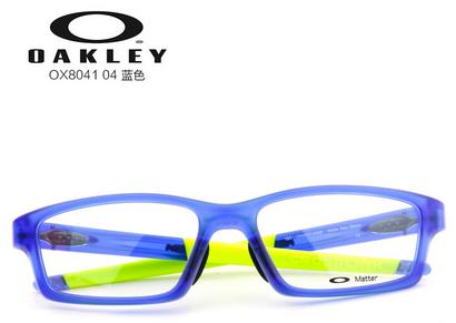 欧克利1.15OX板材OX8041茶色03全框男士近视眼镜框架