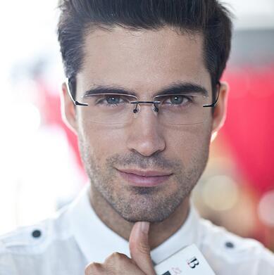 高度近视不戴眼镜_眼镜鼻托正确调整方法_亿超眼镜网