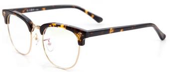为你推荐几款复古圆框眼镜框
