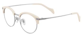 亿超复古圆框眼镜架
