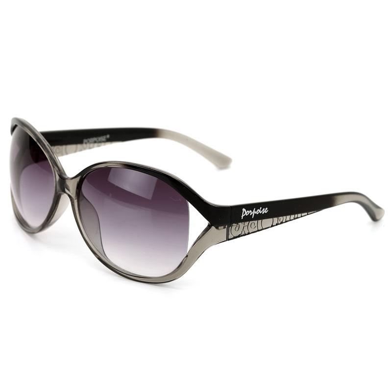 海豚太阳镜_海豚太阳镜po1006时尚圆框墨镜女款遮阳太阳镜_亿超眼镜网