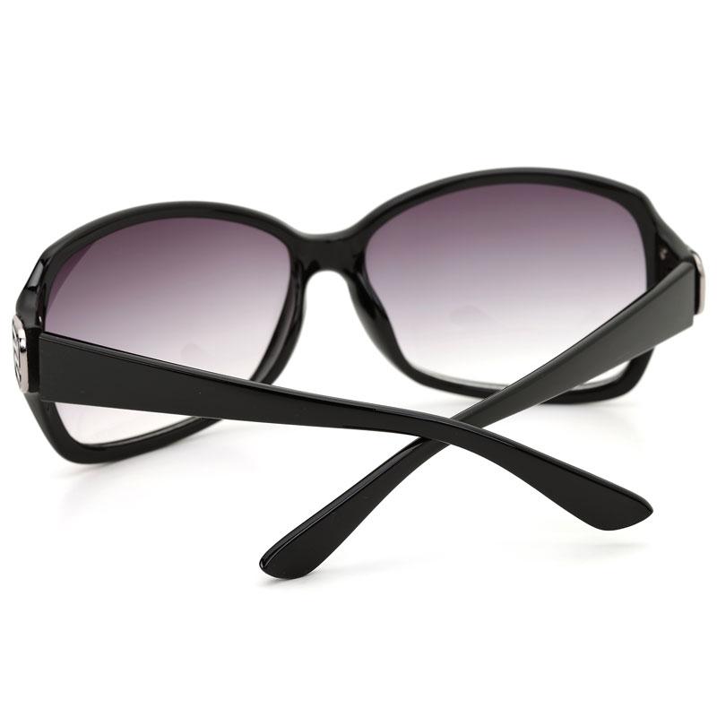 海豚太阳镜_海豚太阳镜po1025c3黑色时尚太阳镜复古墨镜大框遮阳太阳镜_亿